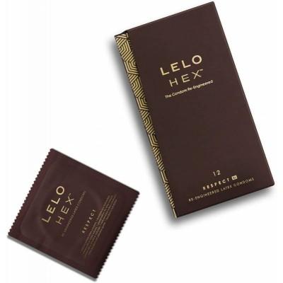 LELO HEX Respect XL Condoms Original