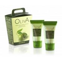 OLIVA Crema mani&unghie + Scrub esfoliante mani