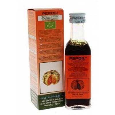 Olio di semi di zucca biologico per la cistite
