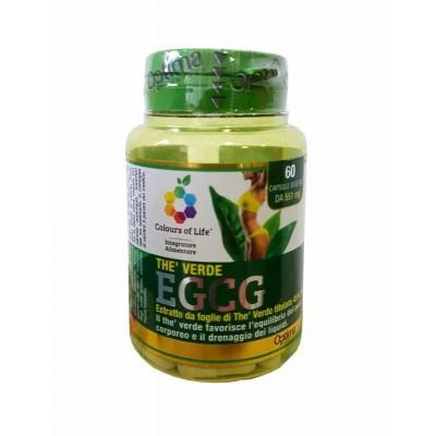Thè verde EGCG