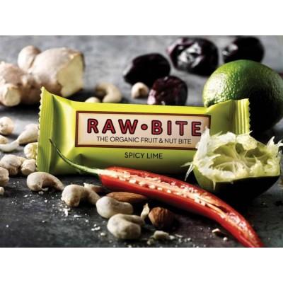 Barretta Raw Bite - Spezie Lime