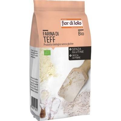 Farina di Teff Bio